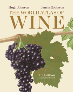 The World Atlas of Wine, 7th Edition La couverture du livre martien