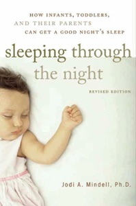 Sleeping Through the Night, Revised Edition Book Cover