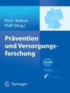 Prvention Und Versorgungsforschung