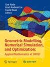 Geometric Modelling Numerical Simulation And Optimization