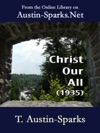 Christ Our All 1935