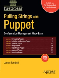 Pulling Strings with Puppet - James Turnbull