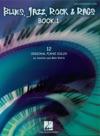 Blues Jazz Rock  Rags - Book 1 Songbook
