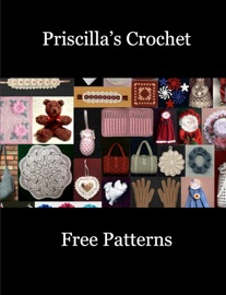 Priscilla S Crochet Free Patterns
