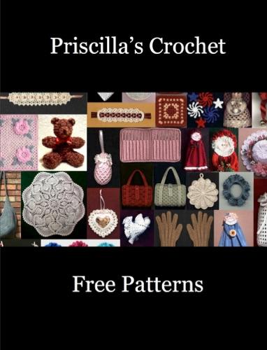 Priscilla's Crochet Free Patterns - Priscilla Hewitt & Jared Hewitt - Priscilla Hewitt & Jared Hewitt