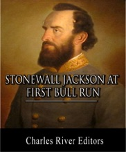 Stonewall Jackson At First Bull Run