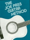 Joe Pass Guitar Method Music Instruction