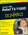 Canon EOS Rebel T31100D For Dummies