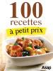 100 recettes à petits prix