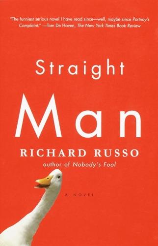 Richard Russo - Straight Man