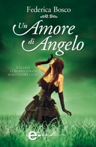 Un amore di angelo Copertina del libro