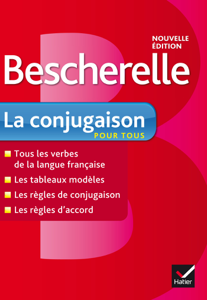 Bescherelle La conjugaison pour tous La couverture du livre martien