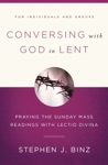 Conversing With God In Lent