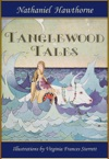 Tanglewood Tales Greek Mythology For Kids Illustrated By Virginia Frances Sterrett