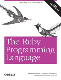 The Ruby Programming Language - David Flanagan & Yukihiro Matsumoto