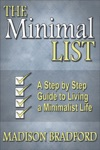 The Minimal LIST A Step By Step Guide To Living A Minimalist Life