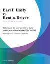 Earl I Hasty V Rent-A-Driver