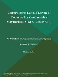 Constructores Latinos Llevan El Boom De Los Condominios Mayamenses Al Sur Costas Vip