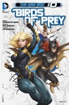 Birds Of Prey 2011-  0