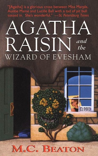 M.C. Beaton - Agatha Raisin and the Wizard of Evesham