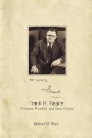 Sincerely Frank R Reade
