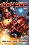 The Invincible Iron Man Vol 1 The Five Nightmares
