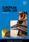 European Union Lawcards 2011-2012