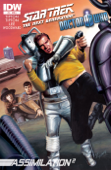 Star Trek: The Next Generation/Doctor Who: Assimilation #3