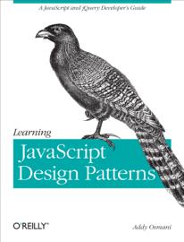 Learning JavaScript Design Patterns book