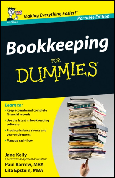 Bookkeeping For Dummies ?, UK Edition