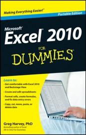 Excel 2010 For Dummies - Greg Harvey