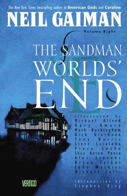 The Sandman Vol 8 Worlds End New Edition By Neil Gaiman