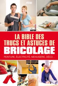 La bible des trucs et astuces de bricolage La couverture du livre martien