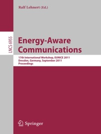 ENERGY-AWARE COMMUNICATIONS