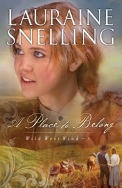 A Place to Belong (Wild West Wind Book #3) PDF Download