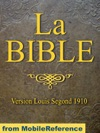La Bible Louis Segond 1910 French Bible