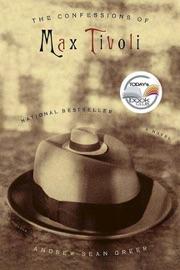 The Confessions of Max Tivoli PDF Download