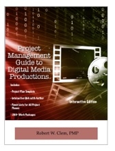 Project Management Guide To Digital Media Productions