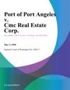 Port Of Port Angeles V Cmc Real Estate Corp