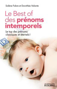 Le Best of des prénoms intemporels La couverture du livre martien