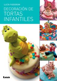 Decoración de tortas infantiles book