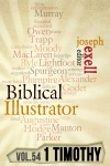 The Biblical Illustrator - Vol 54 - Pastoral Commentary On 1 Timothy