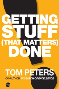 Getting Stuff (That Matters) Done Book Cover