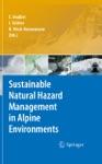 Sustainable Natural Hazard Management In Alpine Environments