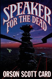 Speaker for the Dead - Orson Scott Card Book