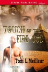 Touch Of The Fire God Scions Of The Ankh 1
