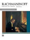 Prelude In G Minor Op 23 No 5
