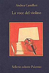 La voce del violino Book Cover