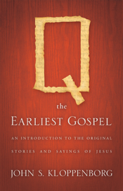 Q, the Earliest Gospel book