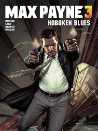 Max Payne 3: Hoboken Blues book
